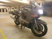 Kawasaki ZZR600