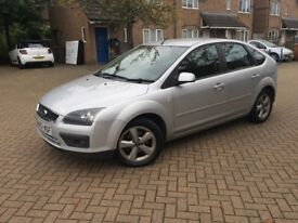 2008 FORD FOCUS 1.8 (1 YEARS MOT) QUICK SALE £999