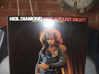 Neil Diamond LP records (25)