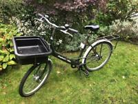 Pashley Pronto Elephant English-made utility cargo bike (refurbished)