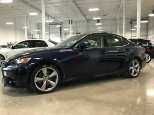 2015 Lexus IS 350 AWD BACK UP CAM SUN ROOF