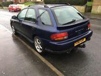 Subaru Impreza Gl 4wd