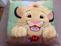 The Lion King cushion