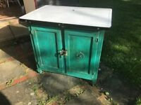 Gorgeous original vintage Hygena kitchen Larder Cupboard/ Cabinet