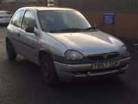 VAUXHALL CORSA 1.2 BREEZE * 3 DOOR * 6 MONTHS MOT * GOOD RUNNER * BARGAIN * DELIVERY *