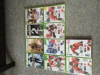 Xbox 360 games prices in description