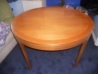 Nathan Dining Table - Teak