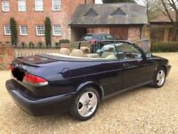 Saab 93 Convertible - Suns Out. Tops Off!