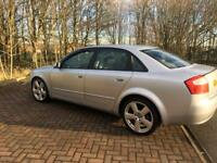 2004 Audi A4 1.9 TDI ,130bhp , Long mot Drive great