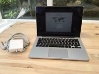 "Apple MacBook Pro 13.3"" Early-2015 2.5 Years Apple Care 2.7GHz i5 8GB RAM 128GB HDD MGX72B/A"