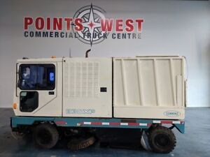 1997 Tennant Sentinel 830xp Industrial Swe