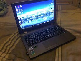 Gaming Laptop Custom Scan 3XS i7