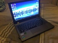 Gaming Laptop Custom Scan 3XS i7