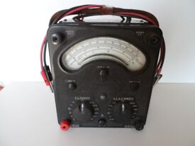 AVO model 8 Multimeter