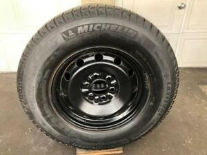 Rims FORD F-150 + Pneus Hiver MICHELIN 265-70-17