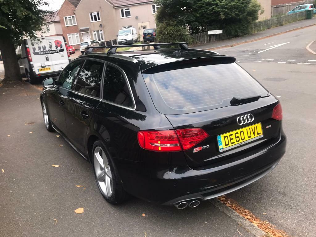 Audi A4 sline estate