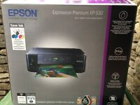 Epson Expression premium XP-530 printer