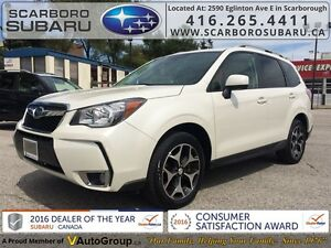 2015 Subaru Forester 2.0XT Touring,  FROM 1.9% FINANCING AVAILAB