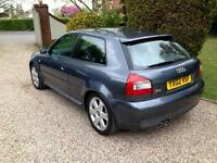 Audi S3 Quattro one lady owner full service history