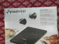 daewoo induction hob
