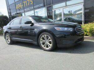 2013 Ford Taurus 3.5L AWD SEDAN W/ ALLOYS LEATHER HEATED FRONT S
