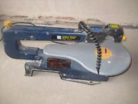 PerformancePro Single speed scroll saw spares or repair