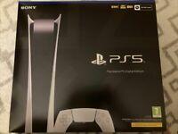 BNIB Sony Playstation 5 (PS5) Digital Console