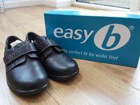 Ladies DB Easy B Healy Black Shoes - Size 5(UK) - BOXED NEW & UNUSED