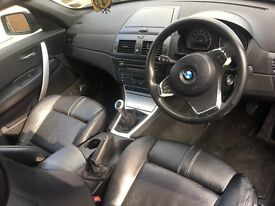 BMW X3 2.0 D-Sport for Sale only £3500