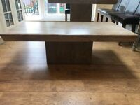 Barker & Stonehouse Alicante walnut coffee table