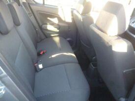 Suzuki SPLASH SZ2,5 door hatchback,full MOT,1 previous owner,2 keys,£20 yr road tax,low mileage 25k