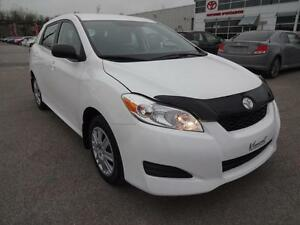 2012 Toyota Matrix A/c gr élect complet NO ACCIDENT RECORD