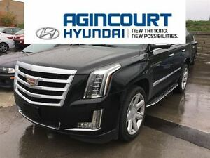 2016 Cadillac Escalade Luxury/4X4/NAVI/7 PASS/ONLY 15234KMS!!