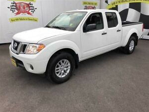 2018 Nissan Frontier SV, Crew Cab, Automatic, 4x4, 24,000km