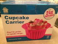 Cup cake carrier