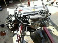 Zafira gsi z20let engine