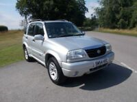 2004 54 SUZUKI VITARA 2.0 VVTI 5 DOOR 4X4 CALL 07791629657