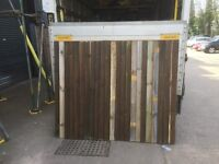 used fence panels for sale 5ft x 6ft £12.00 each