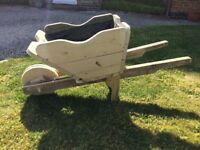 Large Wheelbarrow Planter