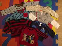 baby boy 3-6 clothes bundle