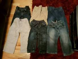 jeans/trousers age 12-18 months