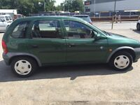VAUXHALL CORSA 1.2, 1 LADY OWNER, 38,000 MILES