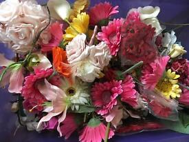 Flowers ideal for wedding and craft