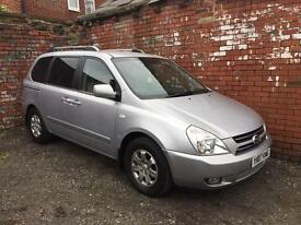 Kia Sedona 2007 diesel low mileage 7 seater