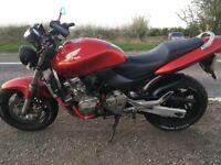 Honda Hornet CB600. Fresh MOT. Lots of new parts.