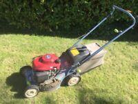 Honda Izzy self propelled Lawn mower/spares or repair.