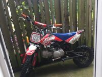 Limited edition stomp 120cc 2016