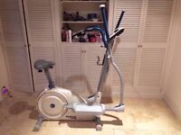 REEBOK CROSS-TRAINER/EXERCISE BIKE in GOOD CONDITION