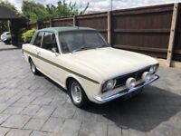 1968 Lotus Cortina MK2 lovely condition 2 owners from new