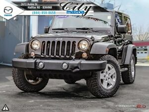 2014 Jeep Wrangler Sport TAKE THE TOP OFF AND HAVE SOME FUN!